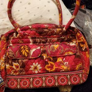 Vera Bradley Handbag  CARNABY Retired